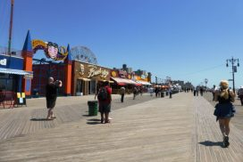 Broadwalk Coney Island