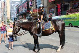 New York Polizei